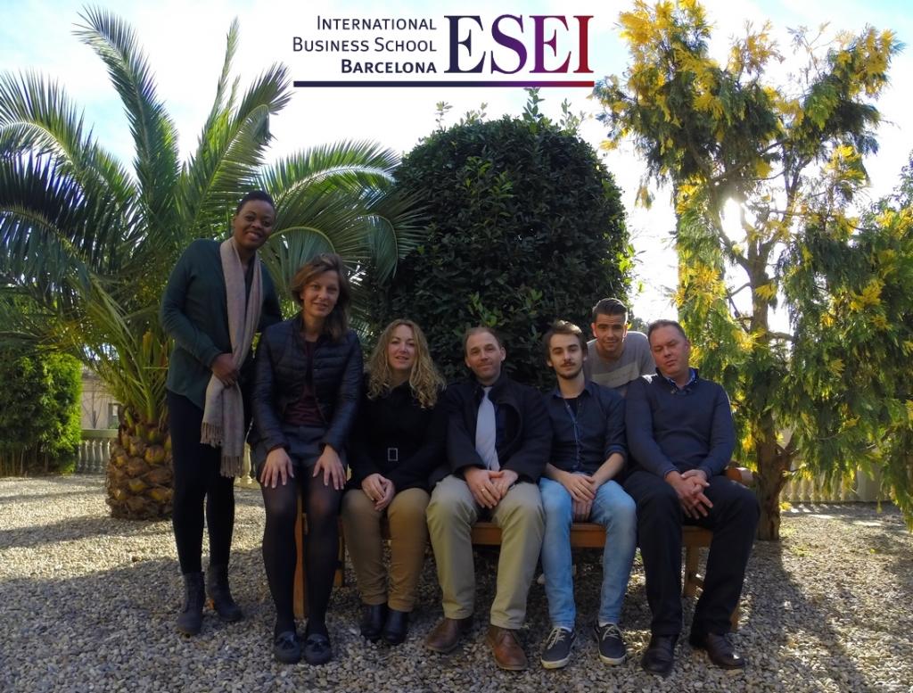 ESEI team