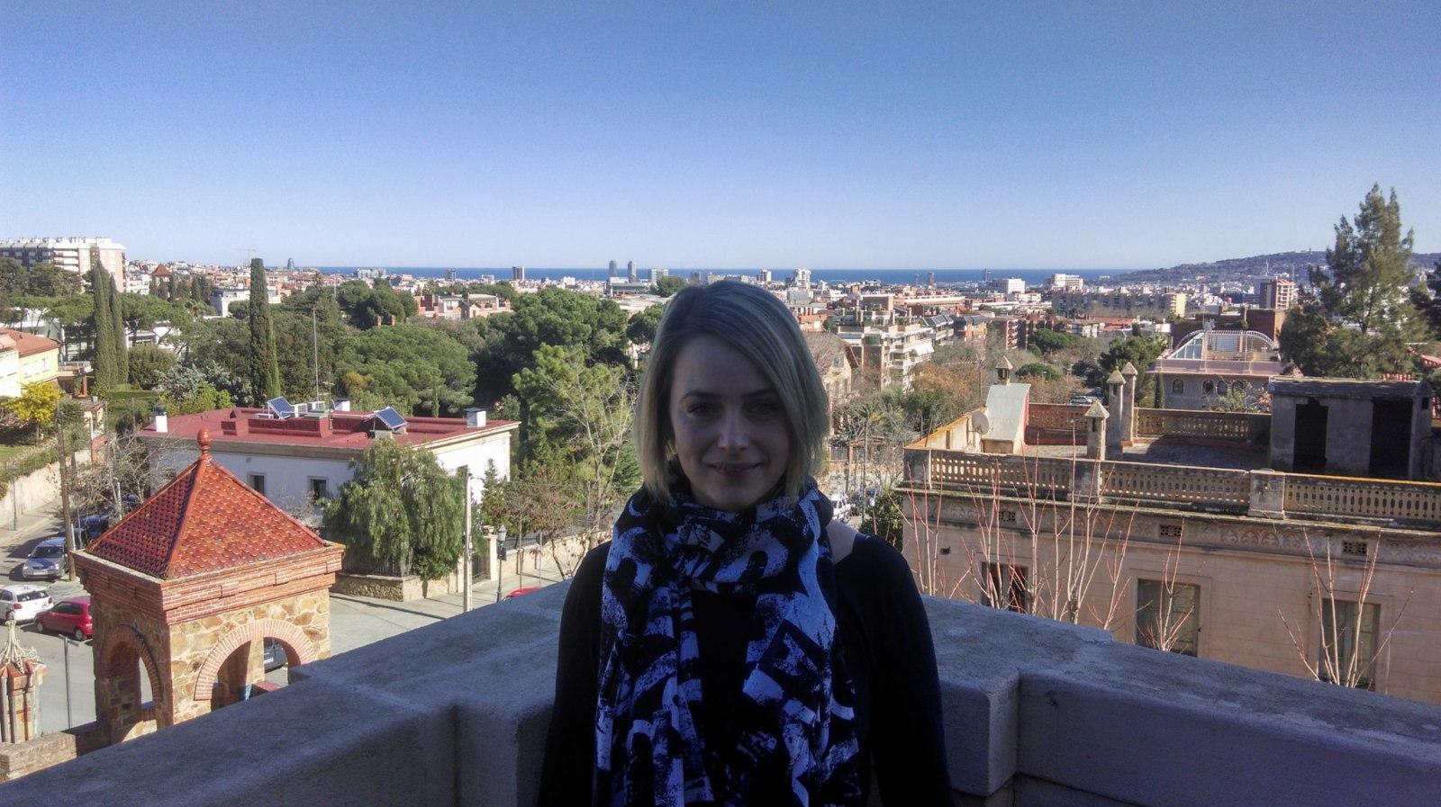 Anna Linda Ágústsdóttir Icelandic second year Bachelor´s student @ESEI