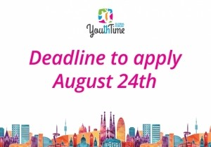 Youth Time Global Forum in Barcelona: Deadline Extended