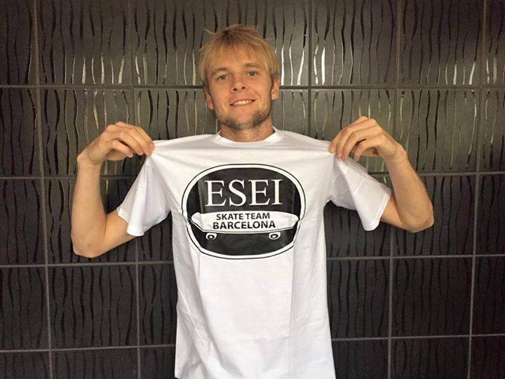 Madars Apse - ESEI Alumnus and European Skateboarder of the Year 3