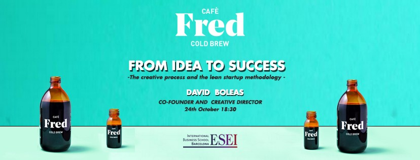 Cafe fred event