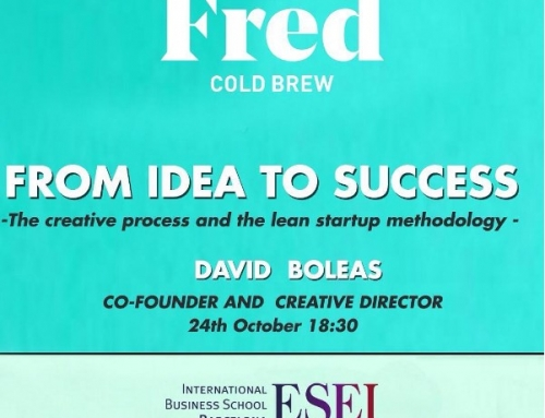 ESEI Guest Speakers: Cafe Fred
