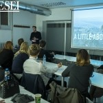 ESEI Guest Speaker: Ben Walker, Founder at The Zoom Agency