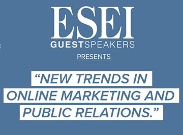 ESEI Guest Speaker: Ben Walker, Founder at The Zoom Agency 4