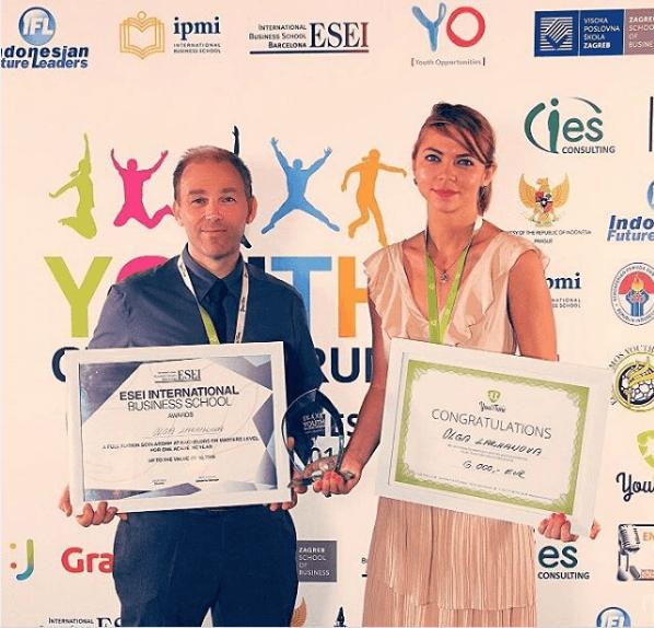 Winner Olga ESEI