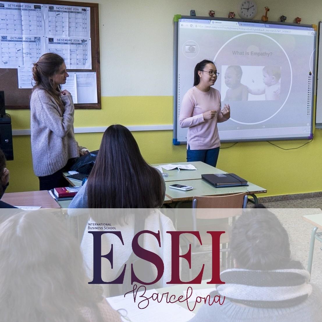 ESEI Social leadership programme 2016