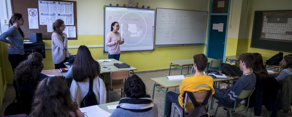 Social leadership class