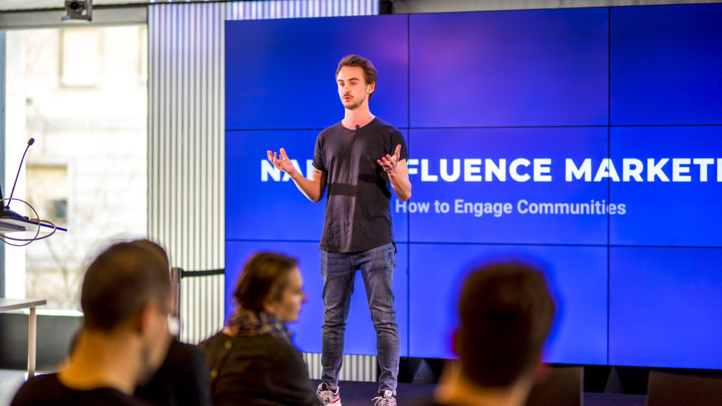 Lucas Helaouet – Marketing and Communication