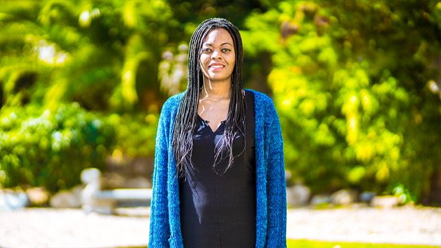 Simisola Okoya – Admissions and external relations