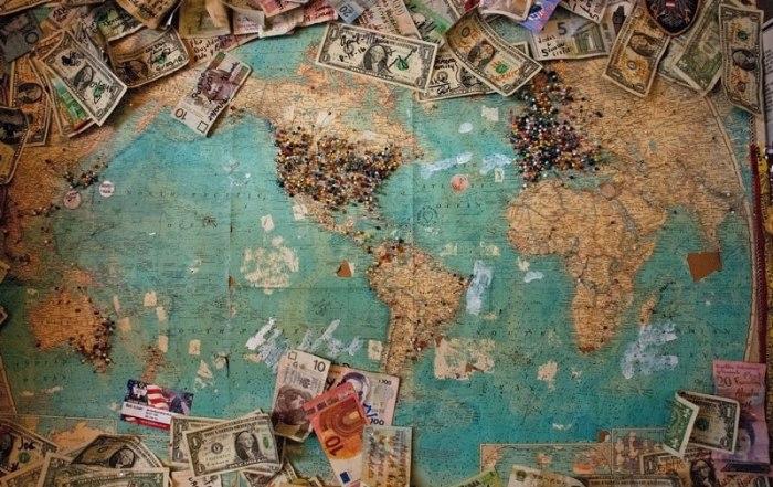 world map business