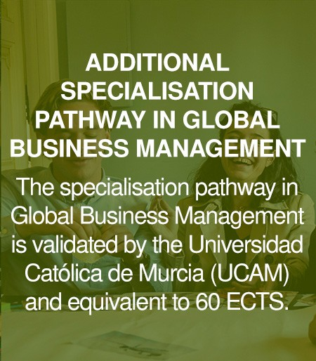 Additional Specialisations Pathways
