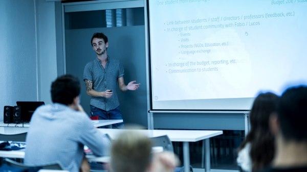 ESEI Alumni Story - Lucas Helaouet