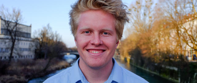 Meet the winner of the Leadership in Business Scholarship!