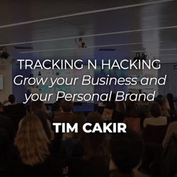 ESEI Guest Speaker: Tim Cakir, CEO and Founder at Trackin n Hackin