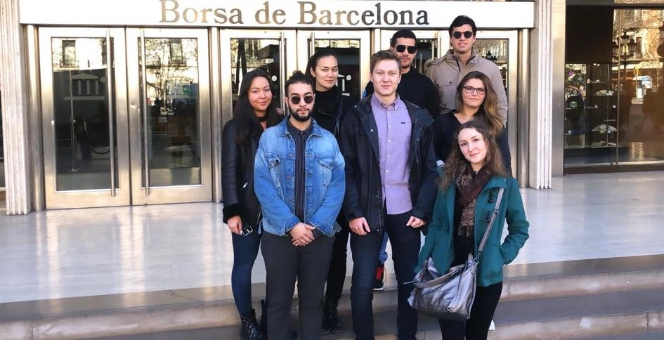 Visit to the Barcelona Stock Exchange: here's what we learned 1