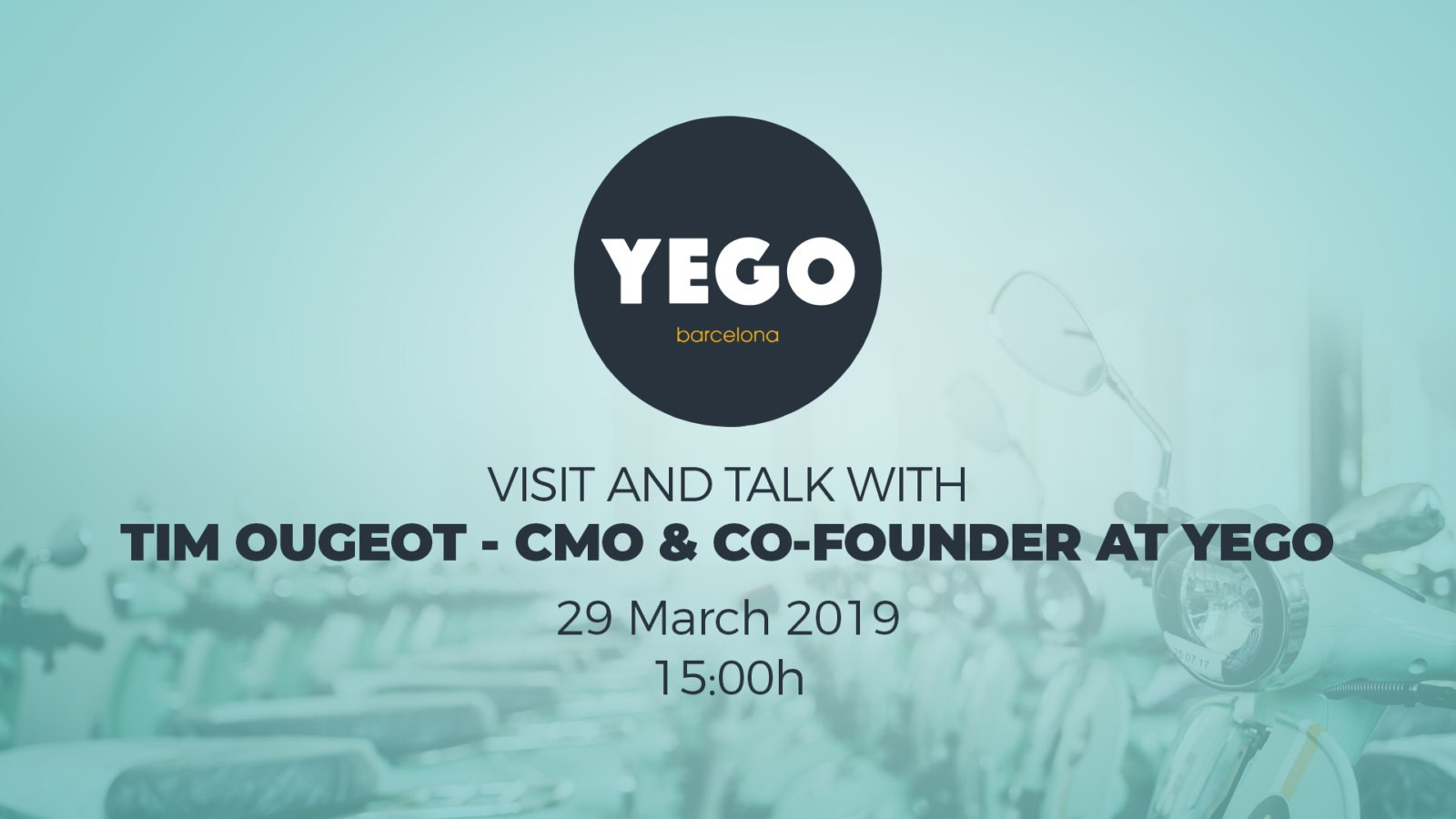 Masters Students Visit to YEGO Office
