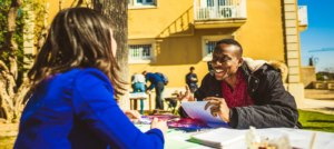 ESEI Career Fair: Helping students connect with international businesses