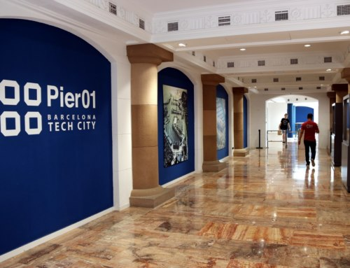 A visit to innovation hub Pier01, Barcelona Tech City