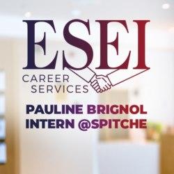 ESEI Internships: Pauline Brignol, Intern at Spitche & MeltinLab Barcelona