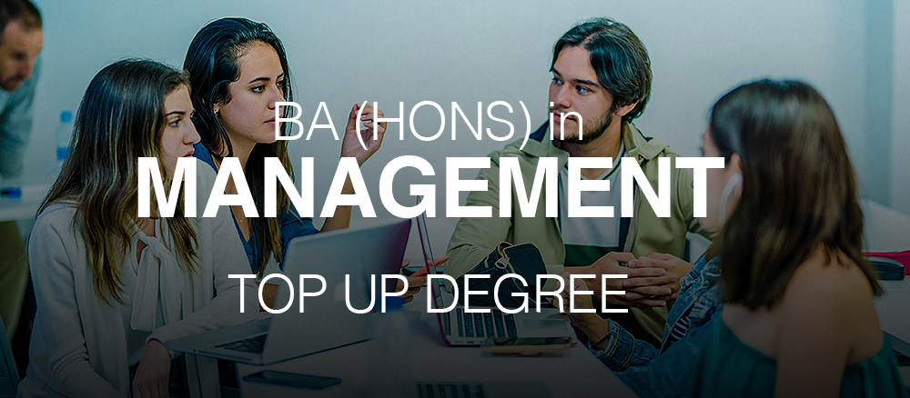 BA (Hons) in Management - Year 2 L5DB 8