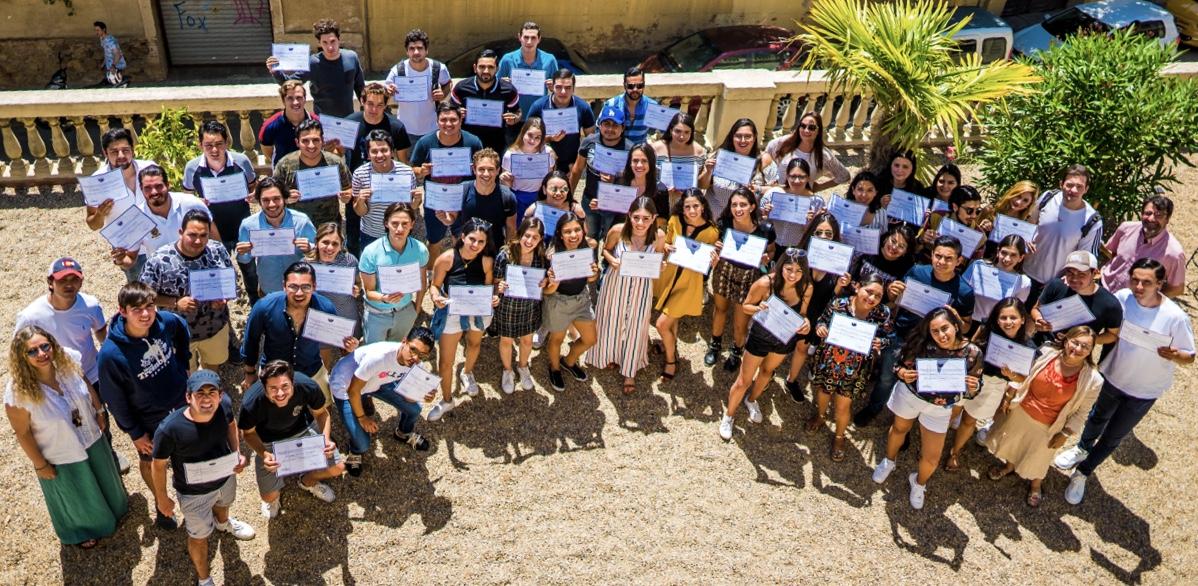 Summer courses: Welcoming students from TEC de Monterrey 1