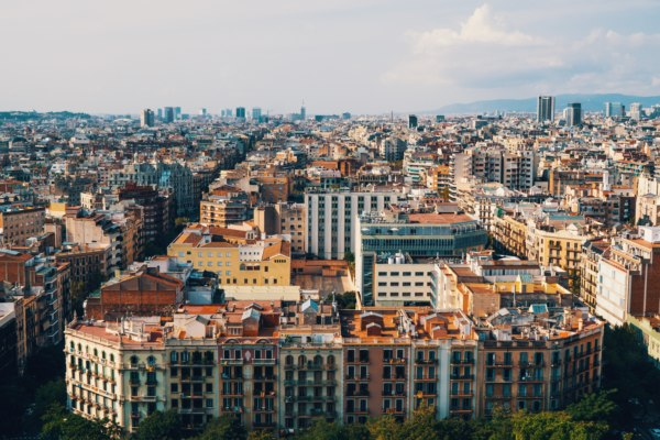 Barcelona's fast-growing innovation and business districts