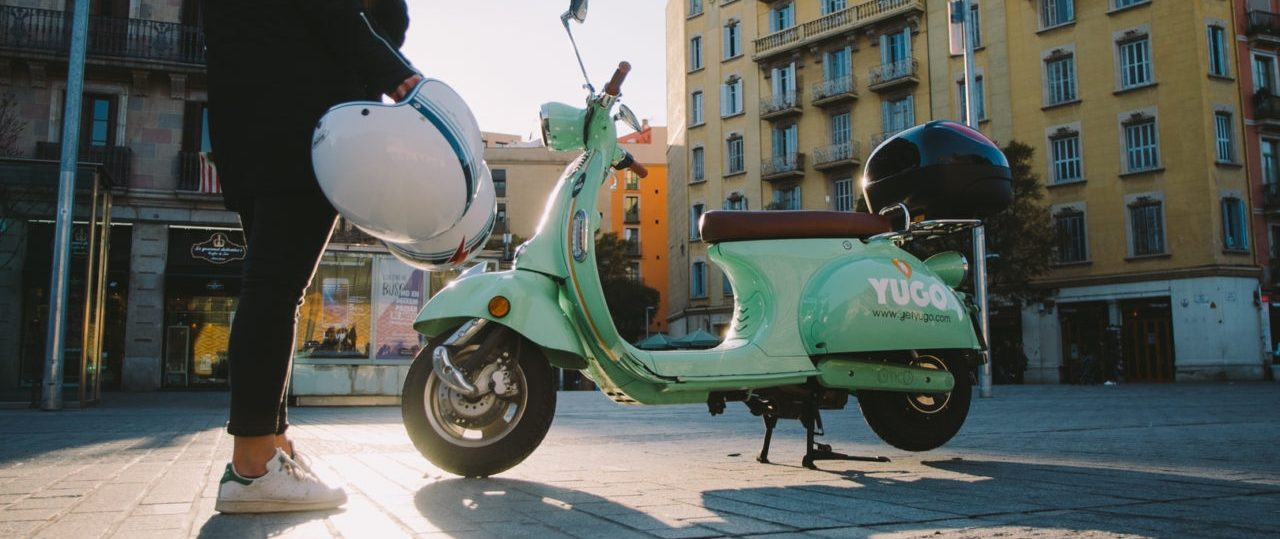 Scooter, bike and car sharing: The urban mobility scene in Barcelona 2