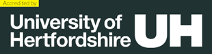 Accredited by Hertfordshire University